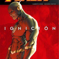 'Flash: Ignición', últimos metros de una carrera irrepetible