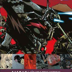 'Batman: Año 100', la leyenda del Hombre Murciélago