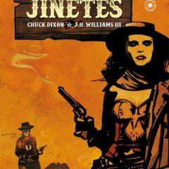 'La liga de los jinetes', entretenido western pijamero