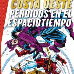 'MG Los Vengadores Costa Oeste: Perdidos en el Espaciotiempo', aventuras temporales
