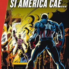 'Marvel Gold Capitán América: Si América Cae…', patriotismo gratuito
