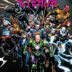 'Maldad eterna', épica superheroica