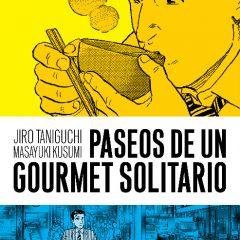 'Paseos de un gourmet solitario', el arte de comer
