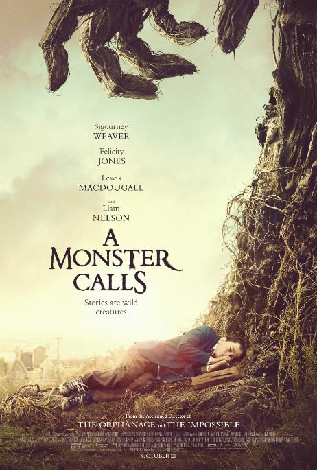 un-monstruo-viene-a-verme-poster