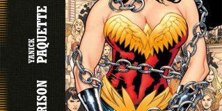 'Wonder  Woman: Tierra Uno', la amazona en manos de Morrison