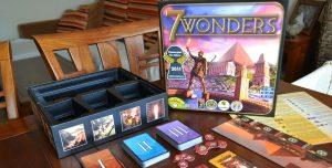 7 Wonders, de Antoine Bauza