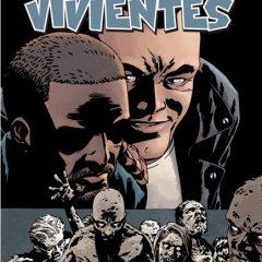 'Los Muertos Vivientes Vol 25: No Hay Vuelta Atrás', Old Man Negan