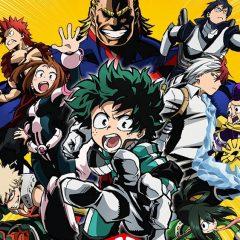 'My Hero Academia', superhéroes a la japonesa