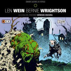 'GADV: Len Wein y Bernie Wrightson – La Cosa del Pantano: Génesis Oscura', de miedo
