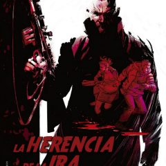 'La herencia de la ira', Aaron unleashed