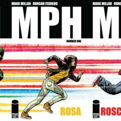 'MPH', genio a toda velocidad