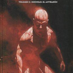 'Metabarón volumen 2: Khonrad, el Antibarón', digno heredero