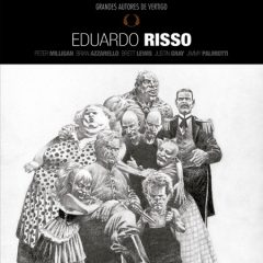 'Grandes autores de Vertigo: Eduardo Risso', el arte del claroscuro