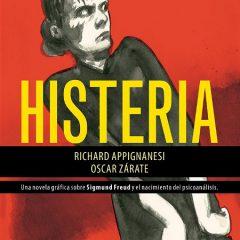'Histeria', viñetas y psicoanálisis
