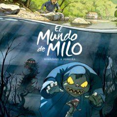 'El Mundo de Milo', la sombra de Miyazaki se hace grande