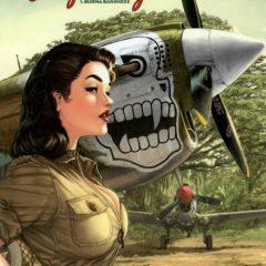 'Angel Wings 1. Burma Banshees', Yann y Hugault vuelven al aire