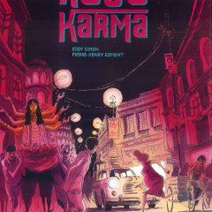 'Rojo Karma', perdida en la India