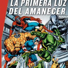 'Marvel Gold Capitán América La Primera Luz del Amanecer', breve y memorable etapa