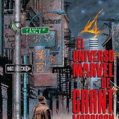 'CES El Universo Marvel de Grant Morrison', de todo un poco