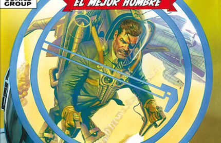 'Marvel Gold Nick Furia Agente de SHIELD Vol.1', here comes the man