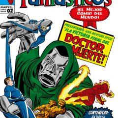 'Marvel Gold Los Cuatro Fantásticos: La  Batalla del Edificio Baxter', pura magia