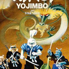 'Usagi Yojimbo La Colección Fantagraphics Volumen 1', el conejo con katanas