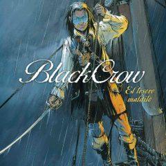 'Black Crow. El tesoro maldito', Delitte, de nuevo grande