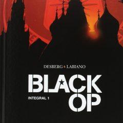 'Black Op. Integral 1', portentosa ficción