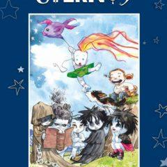 'El libro de cuentos de los pequeños Eternos', una gozada