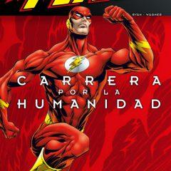 'Flash Carrera por la Humanidad', Millar y Morrison calientan motores