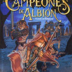 'Los campeones de Albión. El pacto de Stonehenge', bienintencionado y limitado entretenimiento