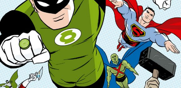 'JLA La Nueva Frontera', esencia superheroica