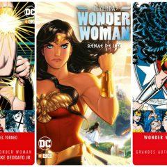 Wonder Woman: una amazona, tres historias