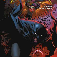 'Batman y Robin: Nacido Para Matar', Tomasi y Gleason, nacidos para brillar