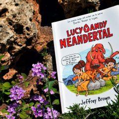 «Lucy y Andy Neandertal», la Edad de Piedra a golpe de viñeta