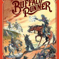'Buffalo Runner', a medio galope