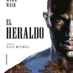 'El heraldo', un cómic muy diferente
