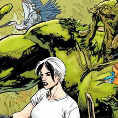 'La Cosa del pantano de Snyder', maestro del horror