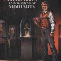 'Sherlock Holmes. Las crónicas de Moriarty', Sir Arthur estaría satisfecho
