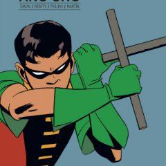 'Robin. Año Uno', aventura iniciática