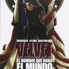 'Velvet 3. El hombre que robó el mundo', el CÓMIC de espionaje