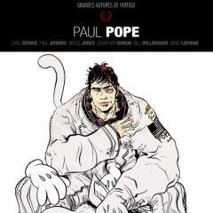 'Grandes autores de Vertigo: Paul Pope', de pata negra
