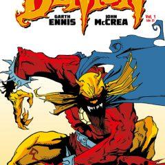'Demon de Garth Ennis Volumen 1', violencia en verso