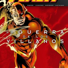'Flash: La Guerra de los Villanos', entretenimiento a toda mecha