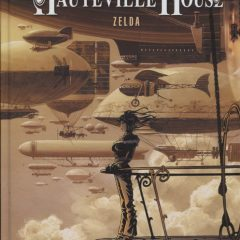 'Hauteville House. Zelda', mediocre ucronía steampunk