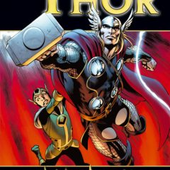 'El poderoso Thor 8 – Arde todo', desestructurada