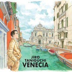 'Jiro Taniguchi. Venecia', el hombre tranquilo