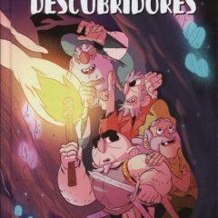 'Viejos descubridores', alocado entretenimiento