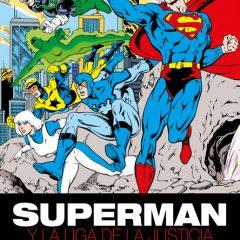 'Superman y La Liga de la Justicia: Antes del Juicio Final', ¡qué tiempos aquellos!