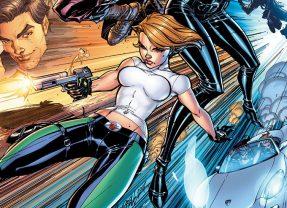 'Danger Girl. La edición definitiva', ¡¡al borde del acantilado!!